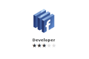 Facebook developers application